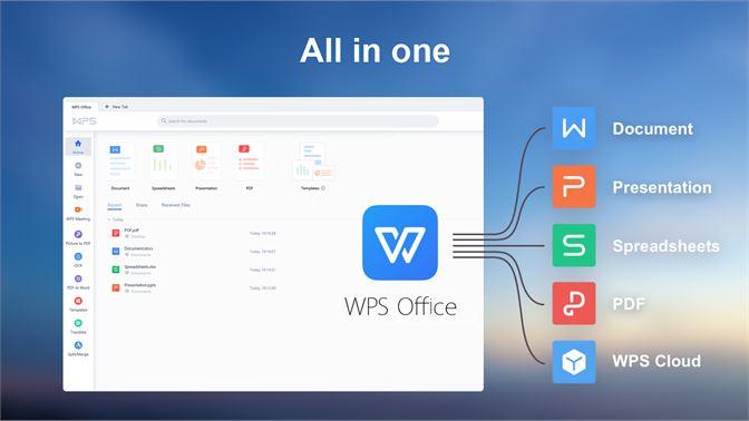 WPS OFFICE LA MILLOR ALTERNATIVA GRATUÏTA A MICROSOFT OFFICE 2